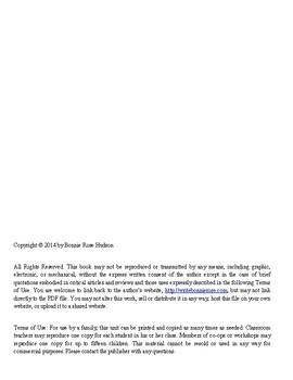 American Authors Copywork: William Cullen Bryant