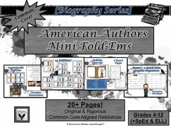 American Authors Fold-Em Research Activity