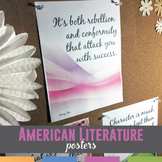 American Authors Posters