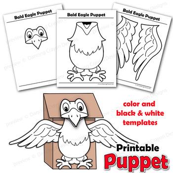Images of Bald Eagle Printable - Sabadaphnecottage