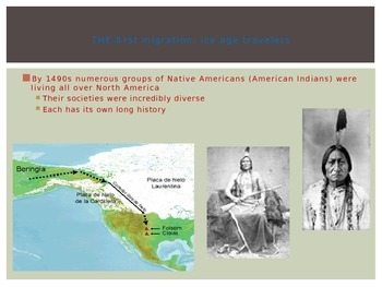 American Beginnings Powerpoint
