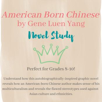 American Born Chinese Novel Study