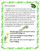 American Bullfrog Close Read