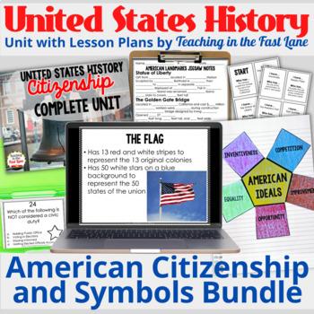American Citizenship Bundle {U.S. History}