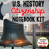 American Citizenship Notebook Kit {U.S. History}