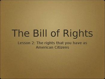 American Civics Unit Lesson 2