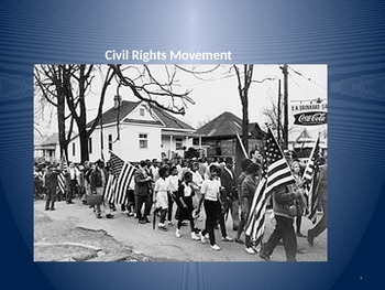 American Civil Rights Leaders and Groups