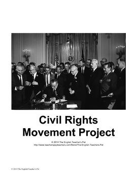 American Civil Rights Movement Project