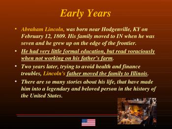 American Civil War - Key Leaders - Abraham Lincoln - Biography