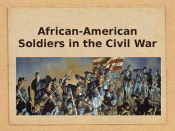 American Civil War - African-American Soldiers in the Civil War