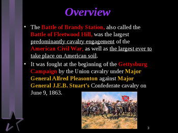 American Civil War - Battle of Brandy Station