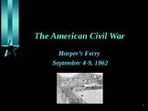 American Civil War - Battle of Harpers Ferry