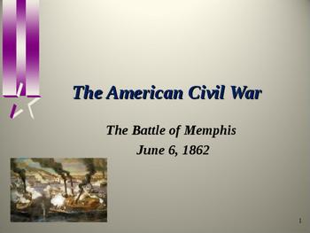 American Civil War - Battle of Memphis