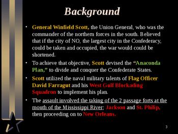 American Civil War - Battle of New Orleans