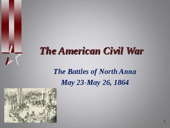 American Civil War - Battle of North Anna