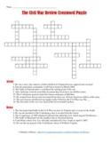 American Civil War Crossword Puzzle