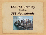 American Civil War - HL Hunley Sinks USS Housatonic