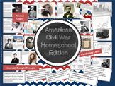 American Civil War:  Home School Edition