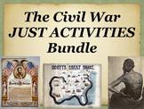 Civil War Activities Mini Bundle