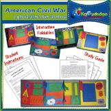 American Civil War Lapbook