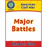 American Civil War: Major Battles Gr. 5-8