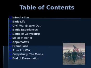 American Civil War - Key Leaders - Union - Joshua Chamberlain