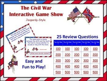 American Civil War No-Prep Bundle