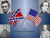 American Civil War Notes (Part 1)