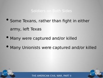 American Civil War Notes (Part 2)