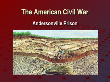 American Civil War - Prisons - Andersonville