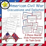American Civil War Projects and Reviews