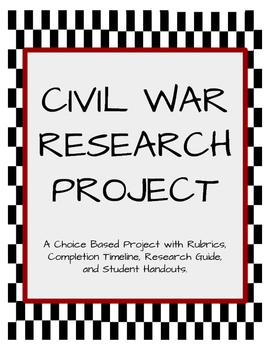 American Civil War Research Project