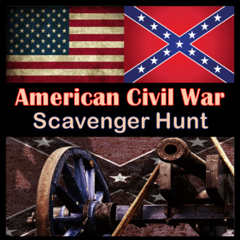 American Civil War Scavenger Hunt