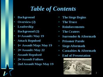 American Civil War - Siege of Vicksburg