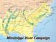 American Civil War - The Mississippi River Campaign