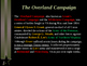 American Civil War - The Overland Campaign