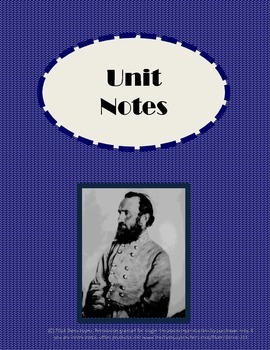 American Civil War Unit
