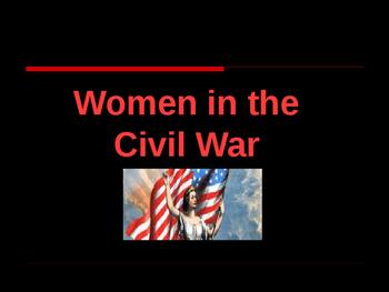 American Civil War - Women in the Civil War