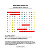 John Brown's Raid on Harpers Ferry Word Search (Grades 4-5)
