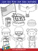 American Clip Art Collection