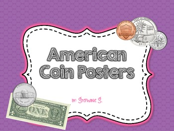 American Coin Posters