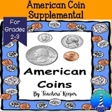 American Coin Songs, Posters, and Activities