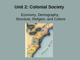 American Colonial Society (Unit 2)