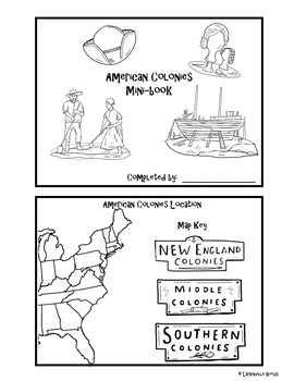 American Colonies Bundle