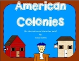 American Colonies (An Informative and Interactive Pack!)