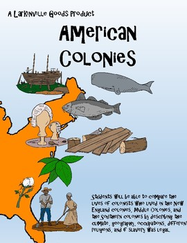 American Colonies Notes