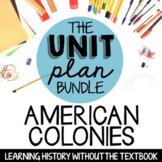 American Colonies UNIT (without passages) - Part 1