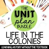 American Colonies Unit (Part 2)