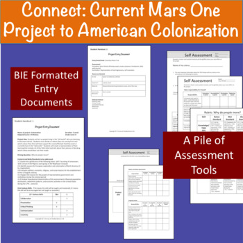 American Colonization PBL: Would you go?