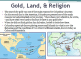 American Colonization Unit PowerPoint